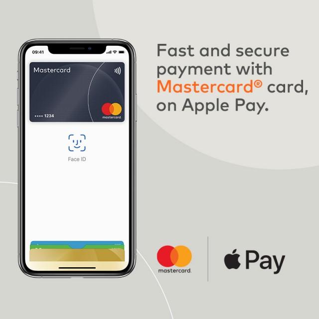 Mastercard_Apple Pay