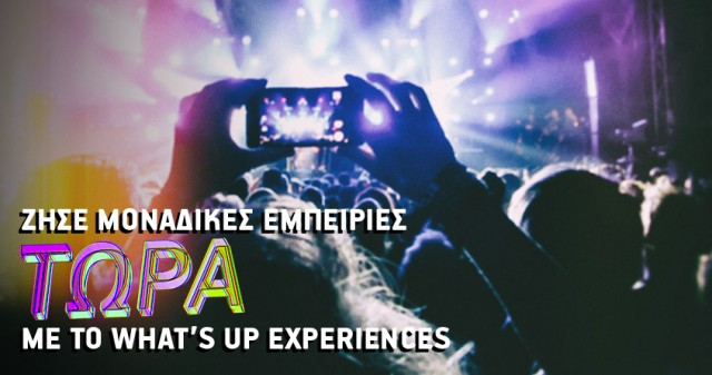 WHATS UP_Experiences