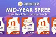Αποκτήστε αυθεντικά κλειδιά για Windows 10 Pro με 9€, Office από 23€!