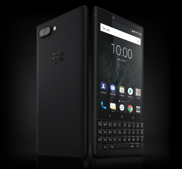 Blackberry KEY22