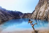 Θα έκανες βουτιά σε μια τοξική λίμνη για μια photo στο Instagram; Ισπανοί Instagrammers το τόλμησαν και… κατέληξαν στο νοσοκομείο!