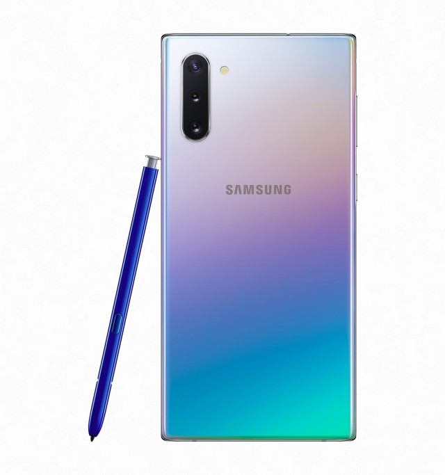 Samsung Galaxy Note10_back