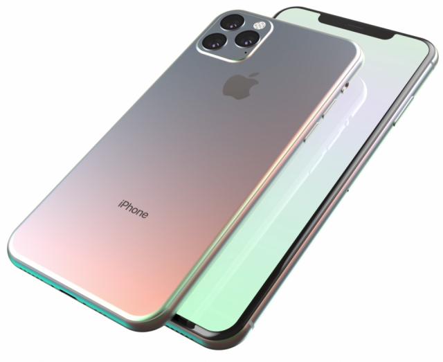 iPhone 11 Renders (1)