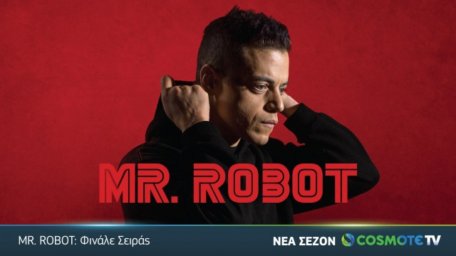COSMOTE TV_MR-Robot