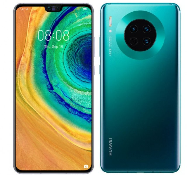 HUAWEI Mate 30 and Mate 30 Pro2