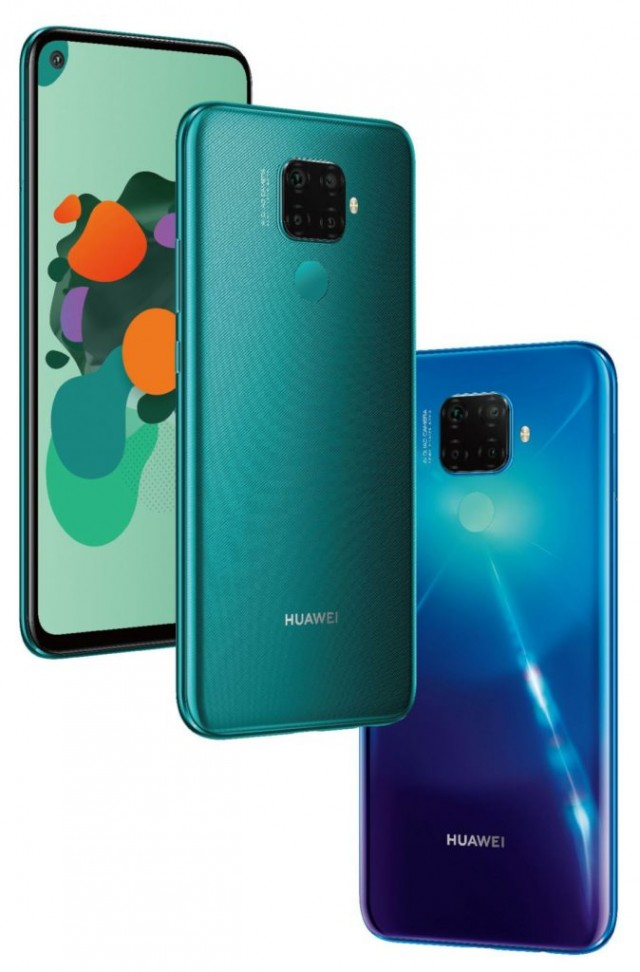 HUAWEI Mate 30 and Mate 30 Pro5