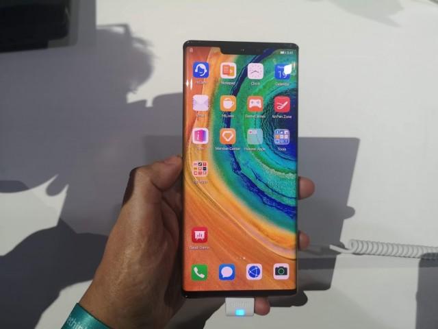 Huawei Mate 30 Pro - 01