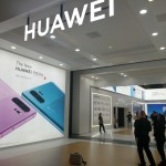 Huawei booth (1)
