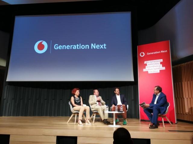 Vodafone Generation Next4