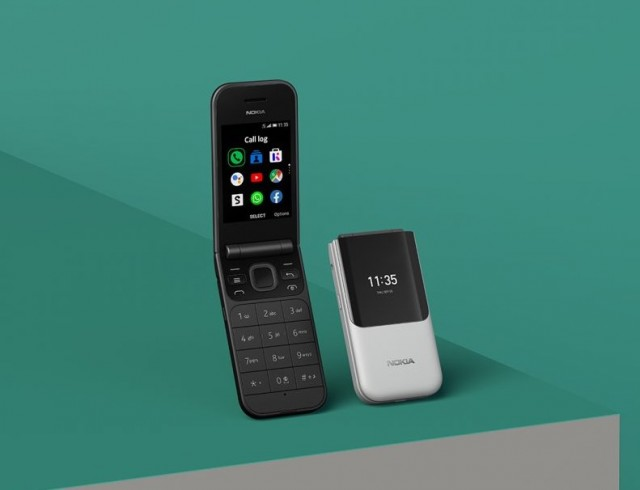nokia2720flipgroupblackgreyss png-303215-low