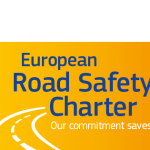 road safety logo