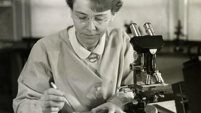 Barbara McClintock, Νικήτρια Νόμπελ Φυσιολογίας Ιατρικής