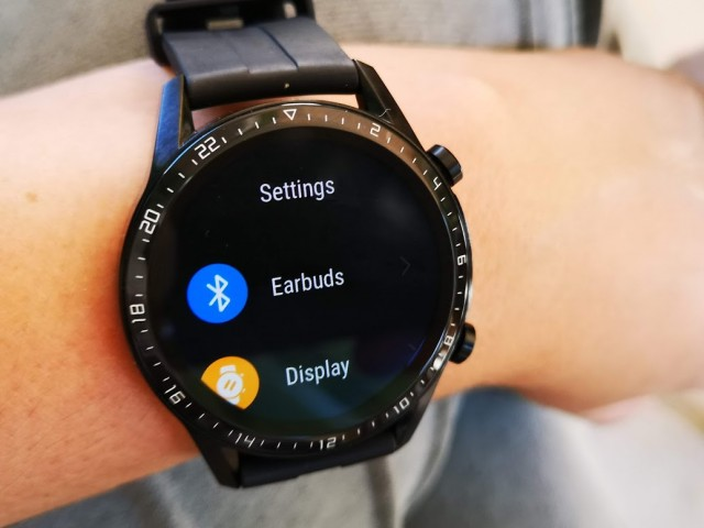 Huawei Watch GT 2 - hands-on - 03