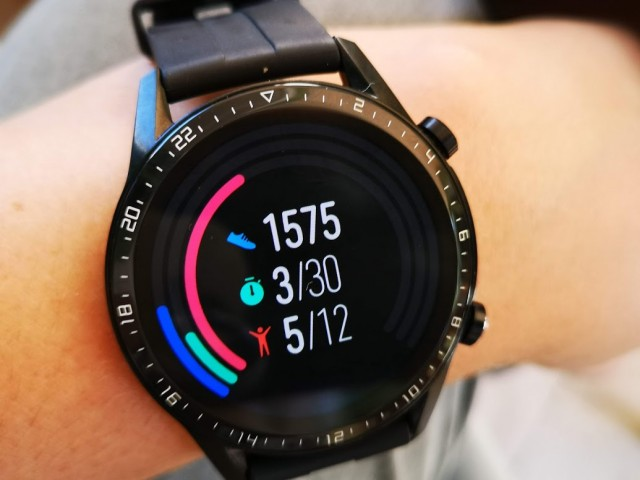Huawei Watch GT 2 - hands-on - 07