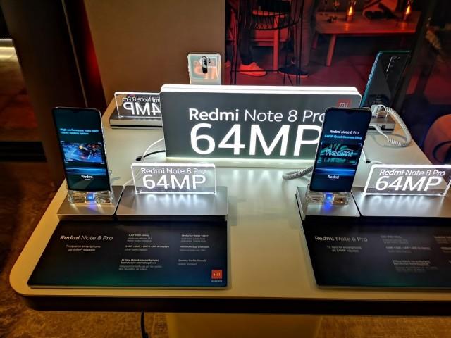 Redmi Note 8 Pro - event - 00
