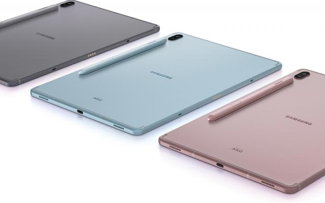 Samsung Galaxy Tab S6 - 01