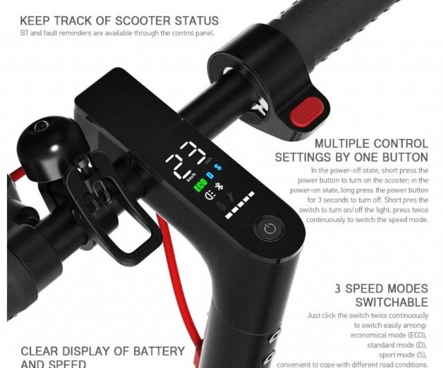Xiaomi M365 Pro e-scooter-02