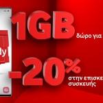 Vodafone Giga Ready