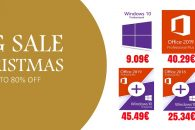 Christmas Madness keys: Windows 10 Pro στα 9,09 €, Οffice 2016 Pro στα 21,44€ κ.α!