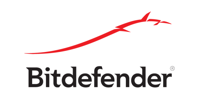 Bitdefender Logo Red