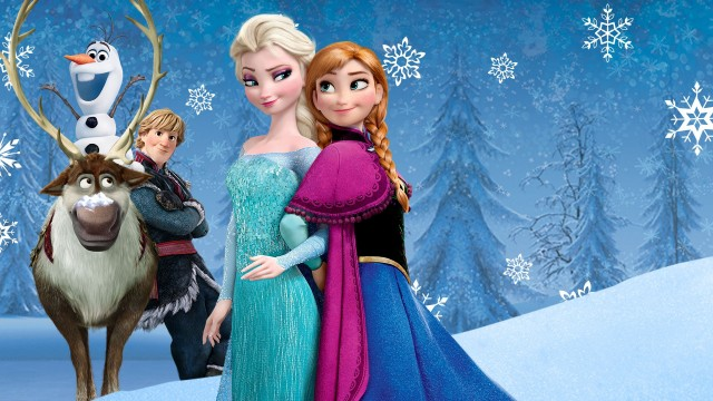 COSMOTE CINEMA CHRISTMAS_Frozen