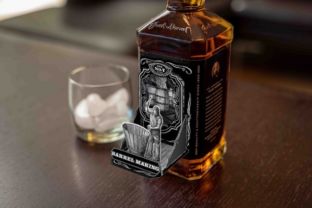Jack Daniel's AR Experience (2)