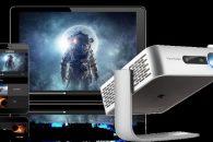 ViewSonic M1+, υπερφορητός προβολέας με WiFi και ηχεία Harman Kardon
