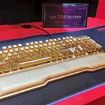 Gold Plated Adata Keyboard