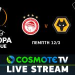 COSMOTE TV_UEL_OLYMPIACOS_v_WOLVES