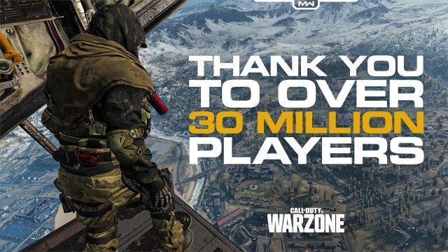 تكسر Warzone جميع أجهزة الكمبيوتر Call-of-Duty-Warzone