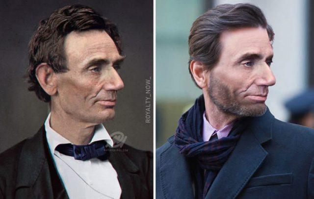ιστορικά πρόσωπα σήμερα