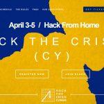 hack the crisis cyprus