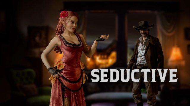 Desperados Iii New Trailer With Sexy Deadly Kate O Hara And Polish The Hexagons