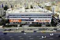 Δύο νέα καταστήματα Public που γειτνιάζουν με καταστήματα MediaMarkt, σε Αθήνα και Θεσσαλονίκη.