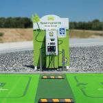 Σταθμός πράσινης φόρτισης