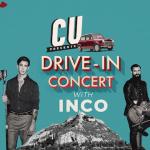 CU Drive in concert