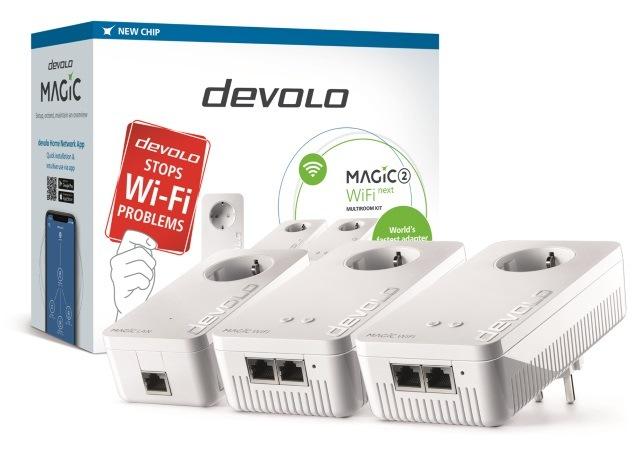 devolo Magic 2 WiFi next Multiroom Kit 1