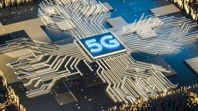5g wireless network circuit telecom getty