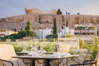 Οι καλύτερες ταράτσες της Αθήνας με θέα την Ακρόπολη για το 2020!