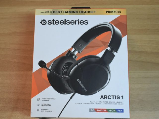 SteelSeries Arctis 1 3