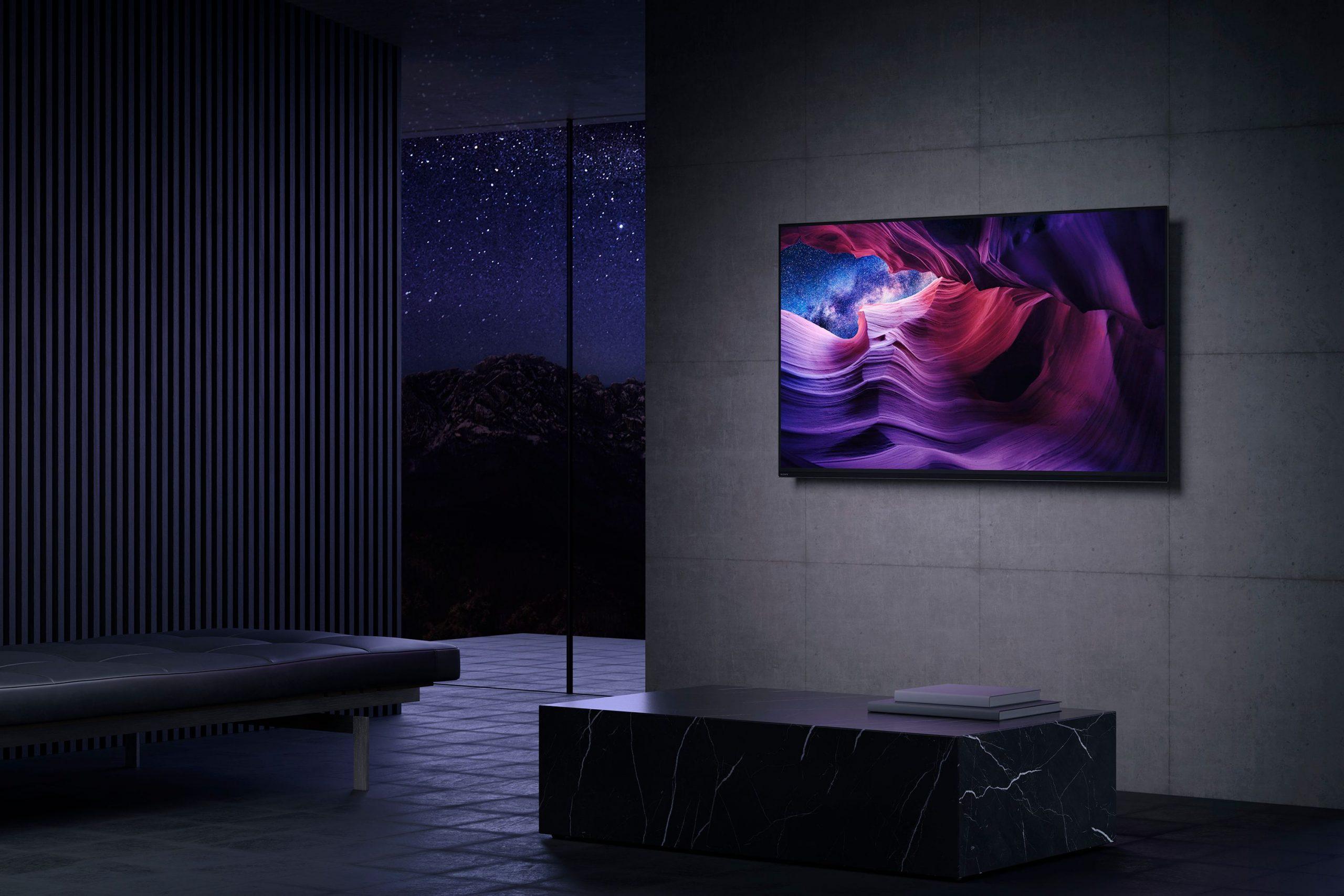 A9 4K HDR OLED TV