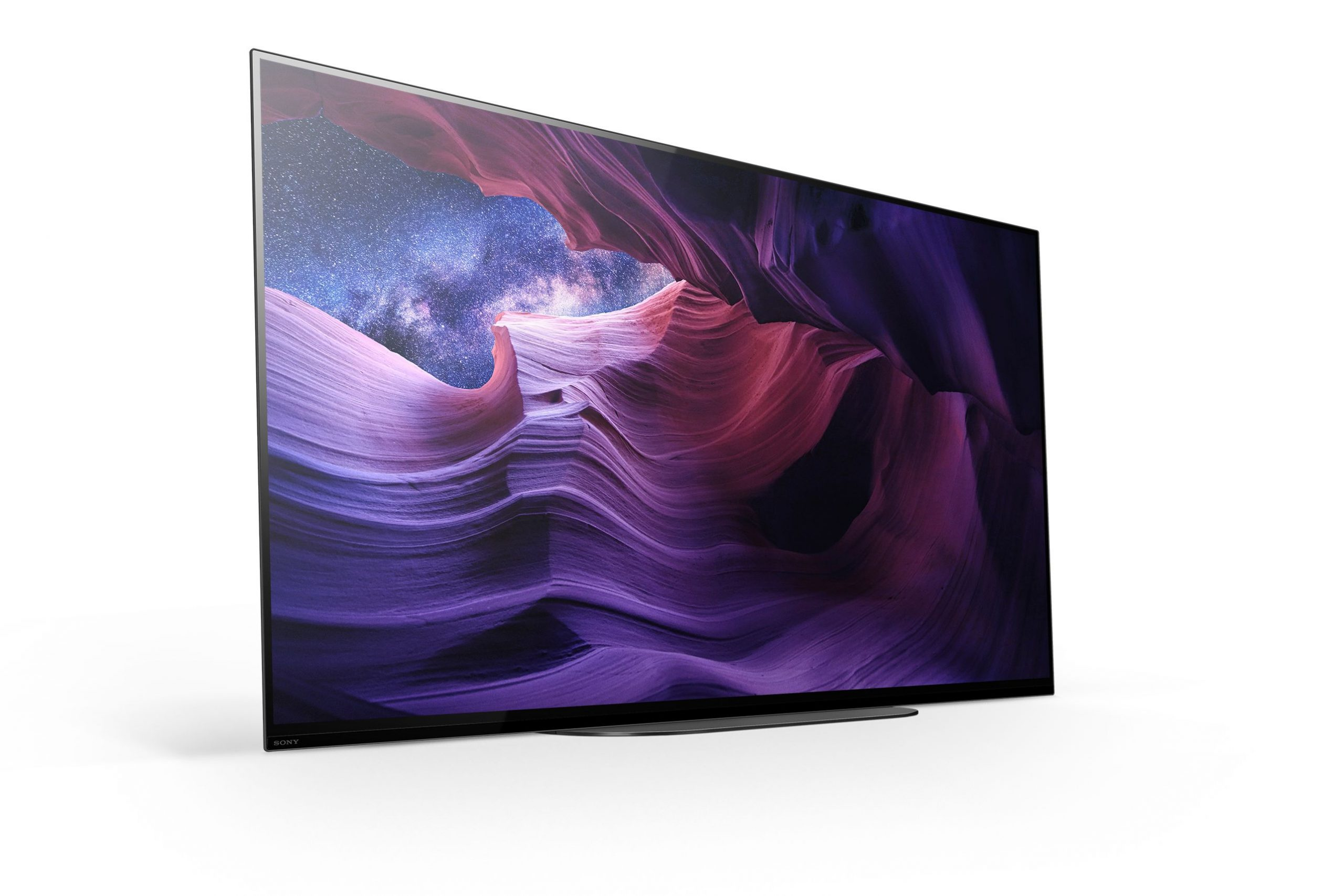 A9 4K HDR OLED TV