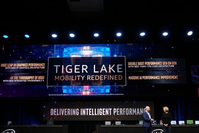 Intel Tiger Lake 2