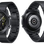 Samsung Galaxy Watch3 45mm Titanium model