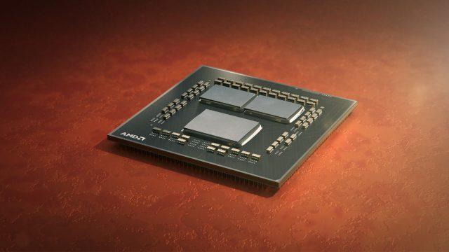 AMD Ryzen 5000 Series DeLidded 6