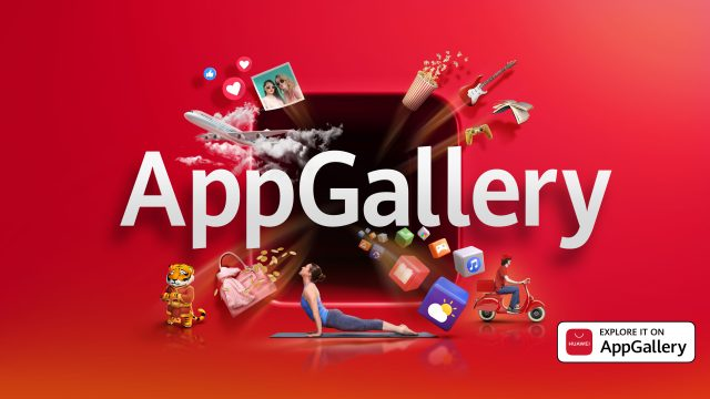 Huawei AppGallery KV Red Version