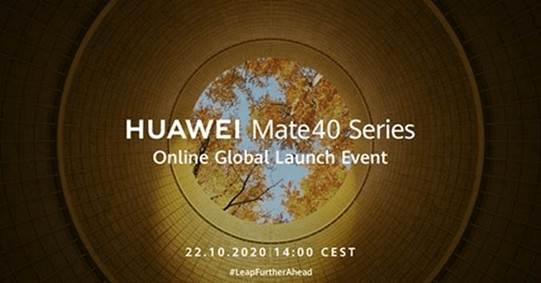 Huawei Mate 40 Series LIVE STREAM