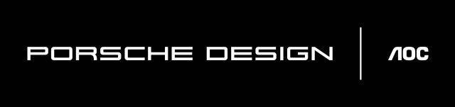 Partnership Porsche Design x AOC
