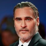 "Actor Joaquin Phoenix attends the ""Joker"" premiere during the 2019 Toronto International Film Festival at Roy Thomson Hall on September 09, 2019 in Toronto, Canada. (Photo by Geoff Robins / AFP)GEOFF ROBINS/AFP/Getty Images"