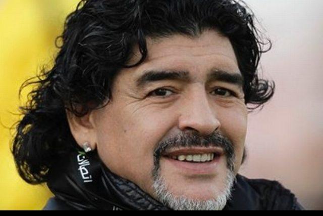 Maradona AP